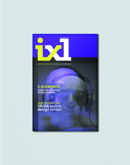 IXD Cover vertical